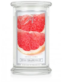 Pink Grapefruit Giara Grande Kringle Candle
