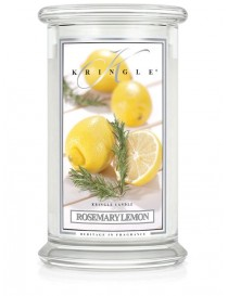 Rosemary Lemon Giara Grande Kringle Candle