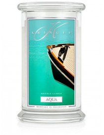 Aqua Giara Grande Kringle Candle