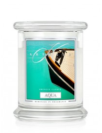 Aqua Giara Media Kringle Candle