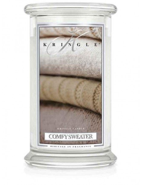 Comfy Sweater Giara Grande Kringle Candle