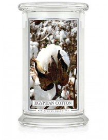 Egyptian Cotton Giara Grande Kringle Candle