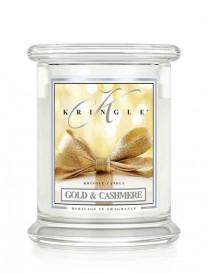 Gold & Cashmere Giara Media Kringle Candle