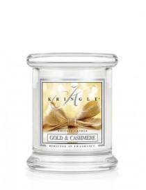 Gold & Cashmere Giara Mini Kringle Candle