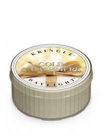 Gold & Cashmere DayLight Kringle Candle