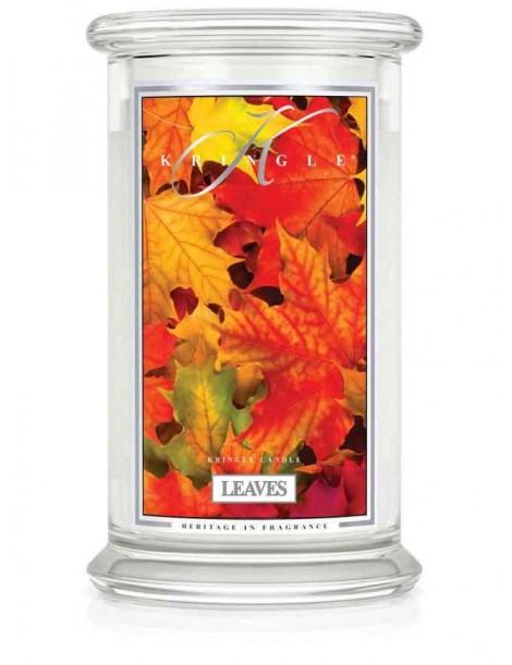 Leaves Giara Grande Kringle Candle