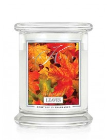 Leaves Giara Media Kringle Candle