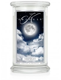 Midnight Giara Grande Kringle Candle