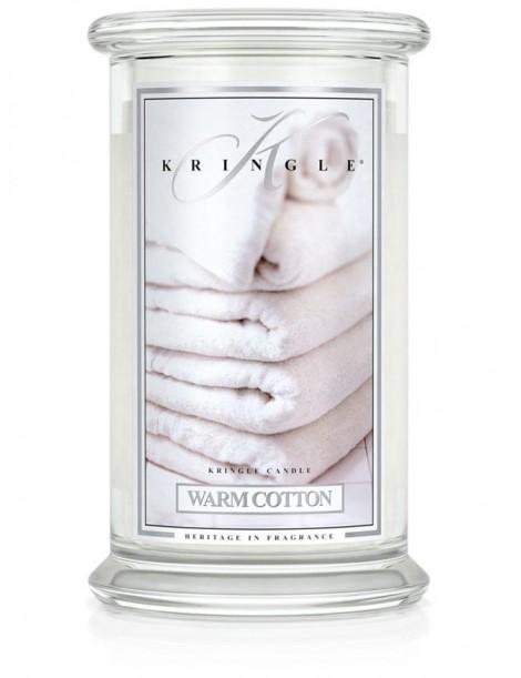 Warm Cotton Giara Grande Kringle Candle