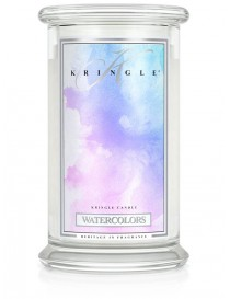 Watercolors Giara Grande Kringle Candle