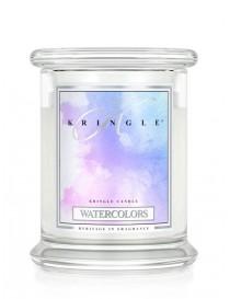 Watercolors Giara Media Kringle Candle