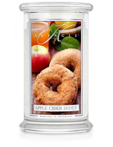 Apple Cider Donut Giara Grande Kringle Candle