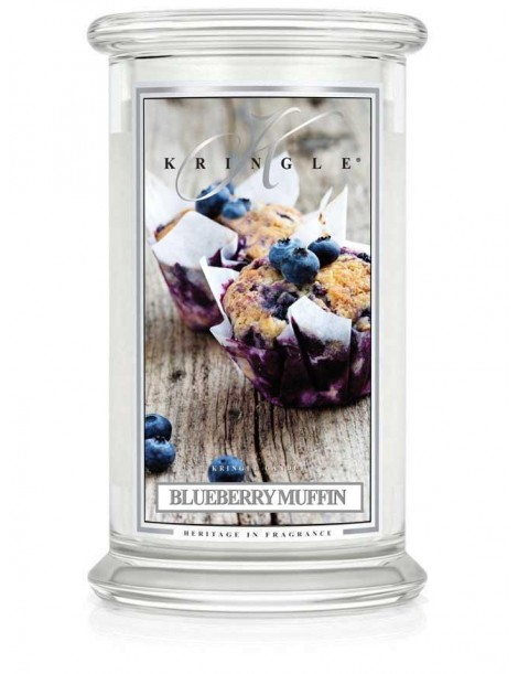 Blueberry Muffin Giara Grande Kringle Candle