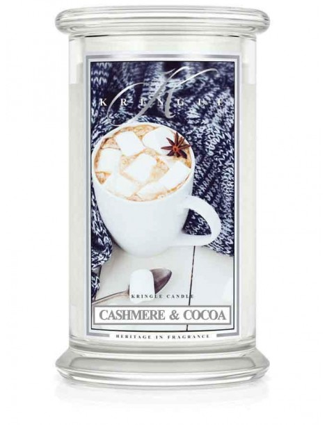 Cashmere & Cocoa Giara Grande Kringle Candle