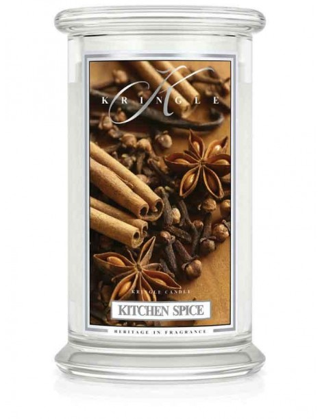 Kitchen Spice Giara Grande Kringle Candle