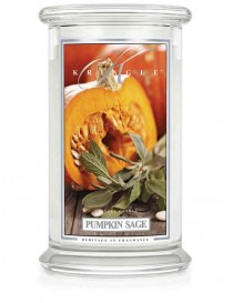 Pumpkin Sage Giara Grande Kringle Candle