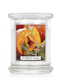 Pumpkin Sage Giara Media Kringle Candle