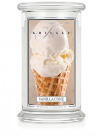 Vanilla Cone Giara Grande Kringle Candle