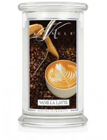 Vanilla Latte Giara Grande Kringle Candle