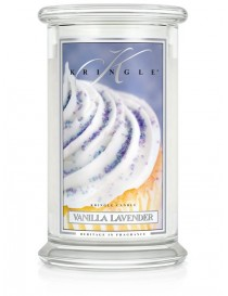 Vanilla Lavender Giara Grande Kringle Candle
