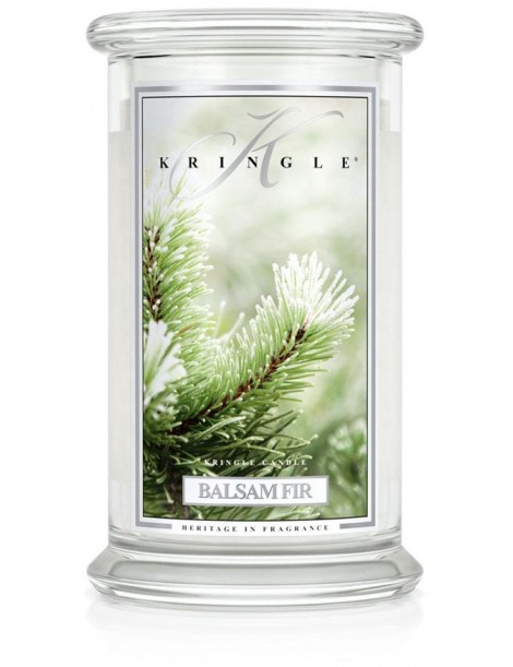 Balsam Fir Giara Grande Kringle Candle
