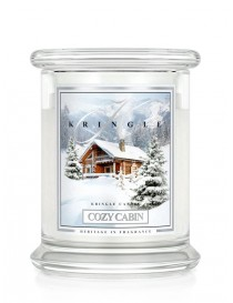 Cozy Cabin Giara Media Kringle Candle