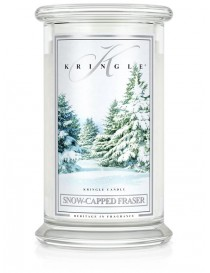 Snow-Capped Fraser Giara Grande Kringle Candle