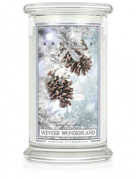 Winter Wonderland Giara Grande Kringle Candle