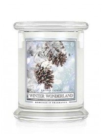 Winter Wonderland Giara Media Kringle Candle