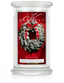Christmas Stroll Giara Grande Kringle Candle