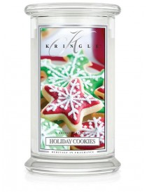 Holiday Cookies Giara Grande Kringle Candle