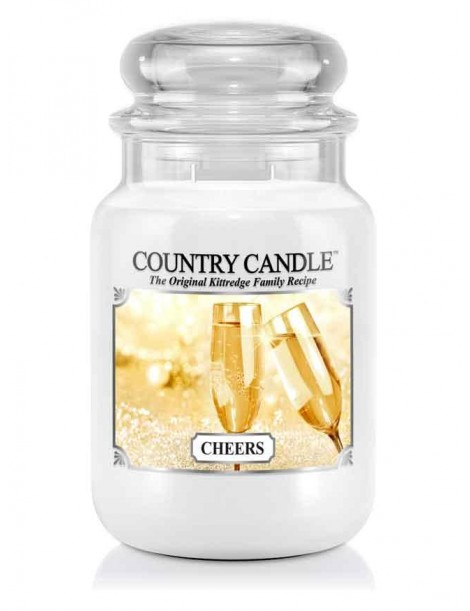 Cheers Giara Grande Country Candle