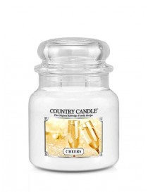 Cheers Giara Media Country Candle