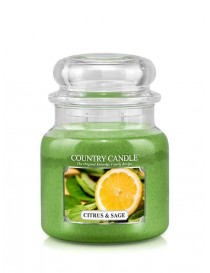 Citrus & Sage Giara Media Country Candle