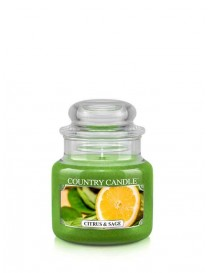 Citrus & Sage Giara Piccola Country Candle