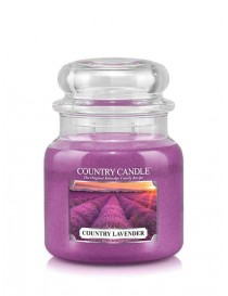Country Lavender Giara Media Country Candle