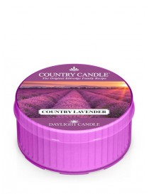Country Lavender DayLight Country Candle