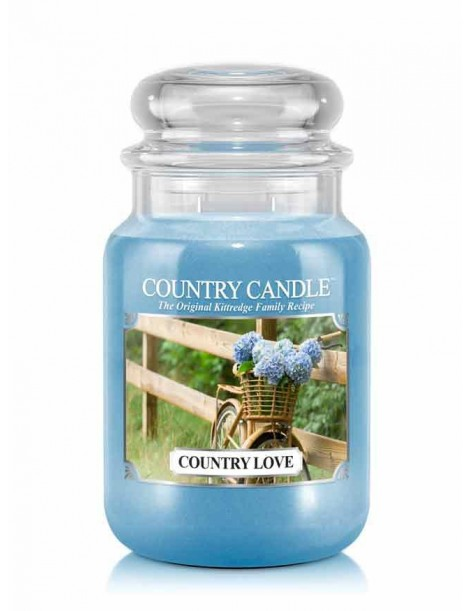 Country Love Giara Grande Country Candle