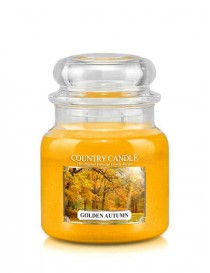Golden Autumn Giara Media Country Candle