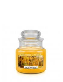 Golden Autumn Giara Piccola Country Candle