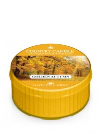 Golden Autumn DayLight Country Candle