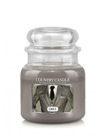 Grey Giara Media Country Candle