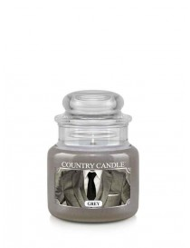 Grey Giara Piccola Country Candle