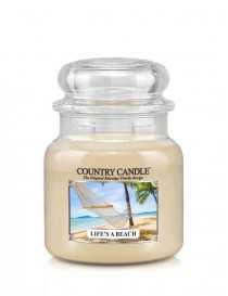 Life's a Beach Giara Media Country Candle