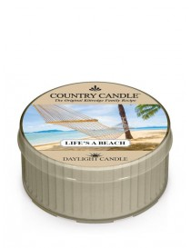 Life's a Beach DayLight Country Candle