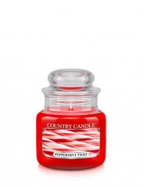 Peppermint Twist Giara Piccola Country Candle