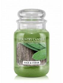Sage & Cedar Giara Grande Country Candle