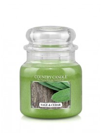 Sage & Cedar Giara Media Country Candle