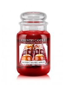 Salted Caramel Apples Giara Grande Country Candle