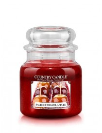 Salted Caramel Apples Giara Media Country Candle